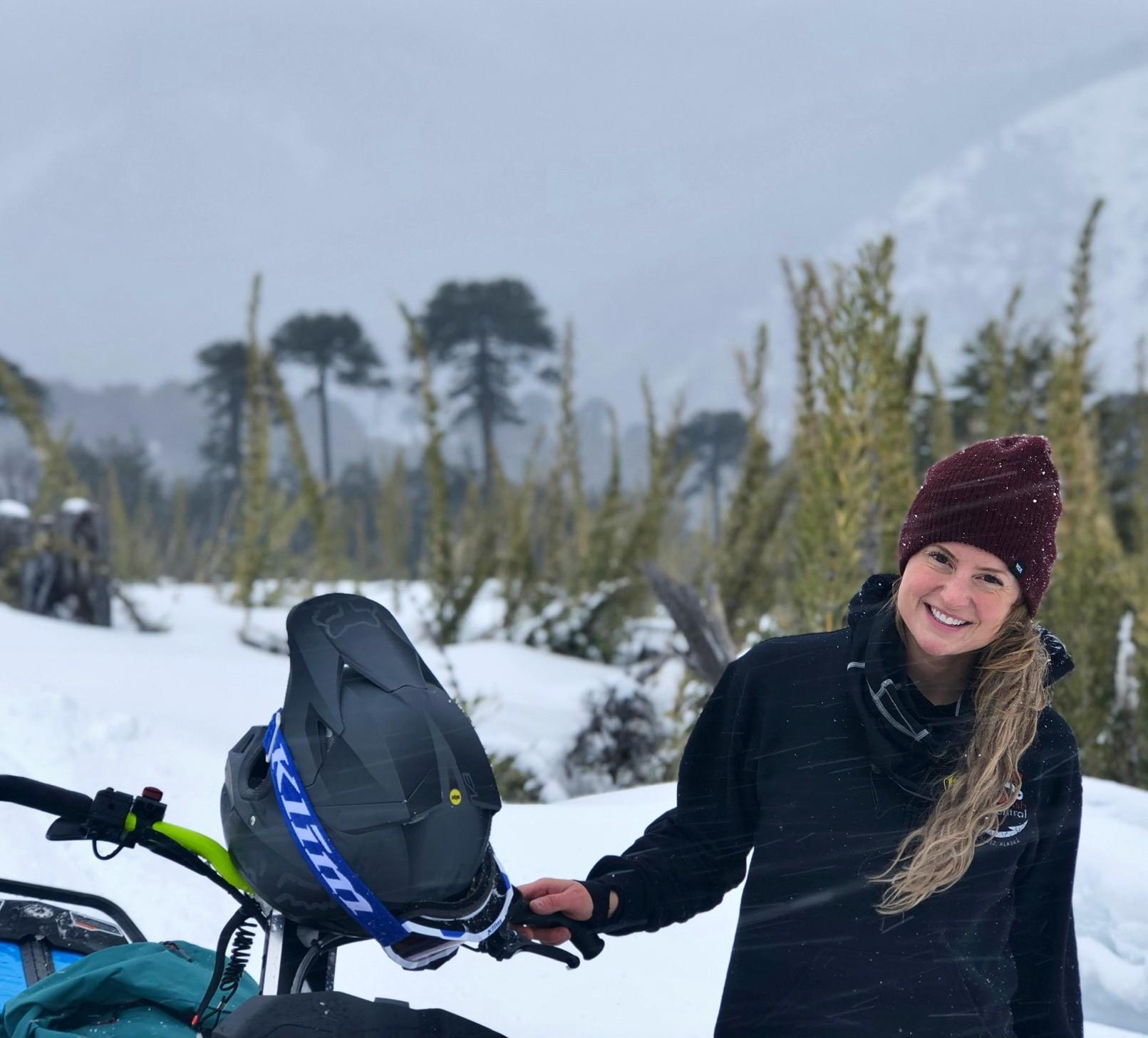 Christina Twogood : Snowmachine Instructor
